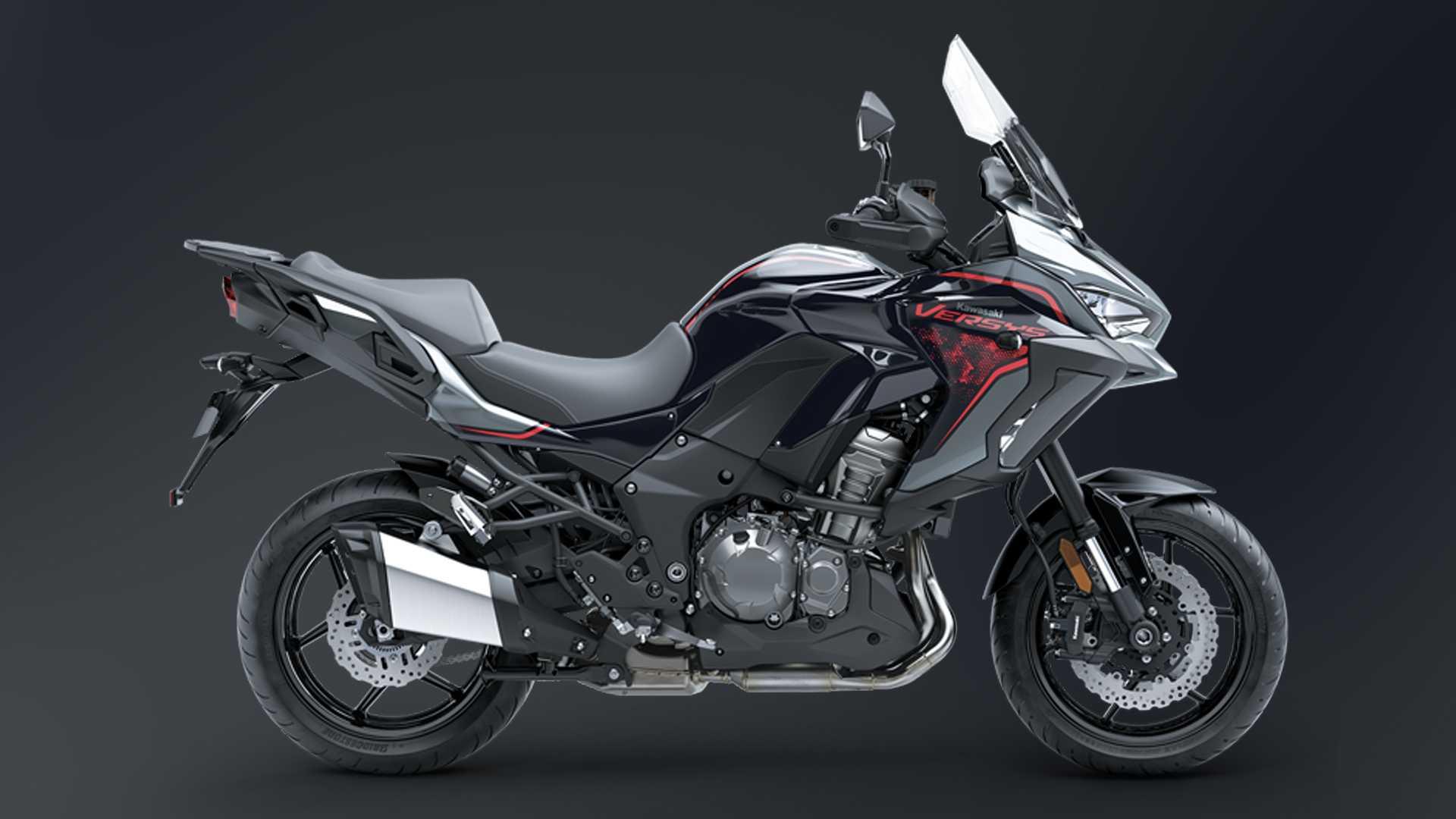 2021 Kawasaki Versys S 1000