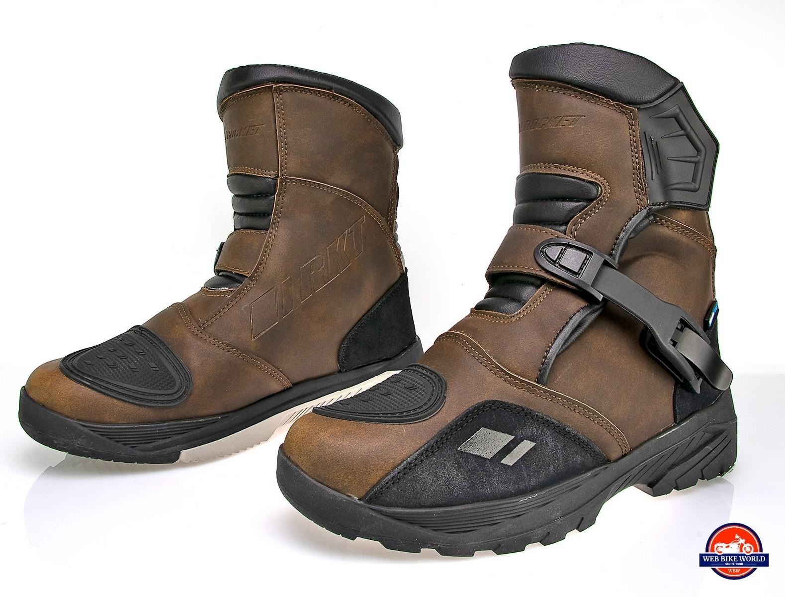 The Joe Rocket Canada Whistler Adventure boots.