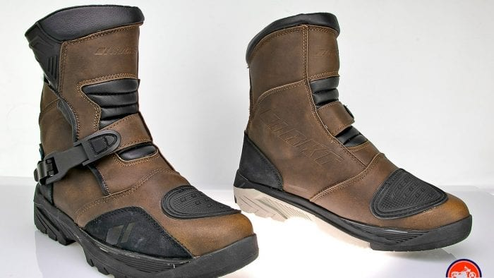 Right side view of the Joe Rocket Canada Whistler Adventure boots.