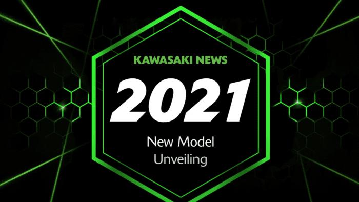 Kawasaki 2021 motorcycle reveal