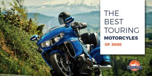 The Best Touring Motorcycles 2020