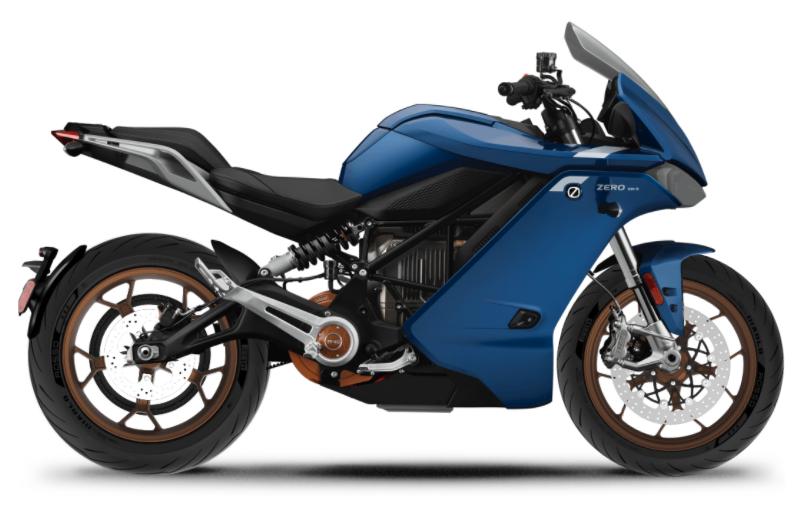 2021 Zero motorcycles SR/S