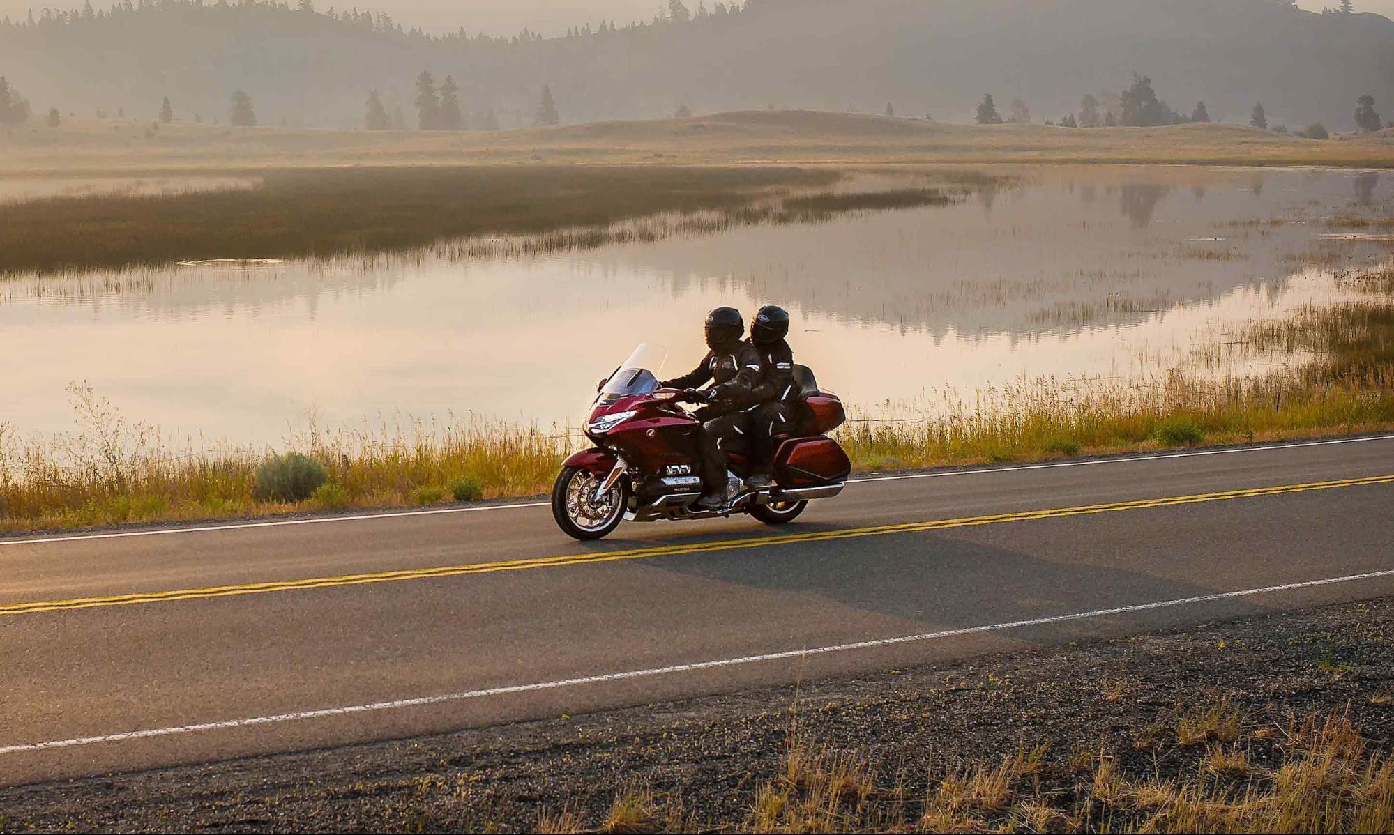 Best touring motorcycles honda gold wing