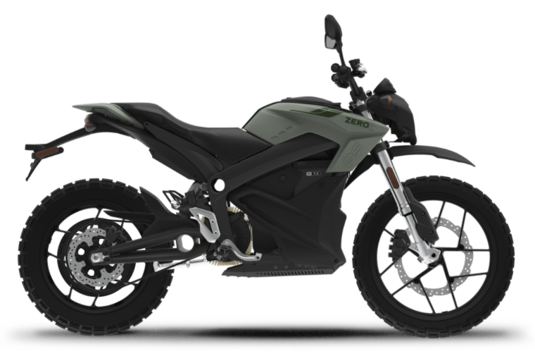 2021 Zero motorcycles DS