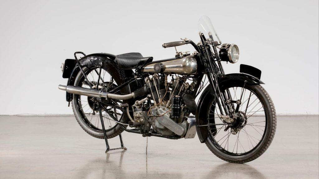 1925 Brough Superior SS100