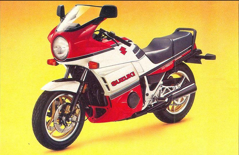 1984 Suzuki GS1150ES GSX1100