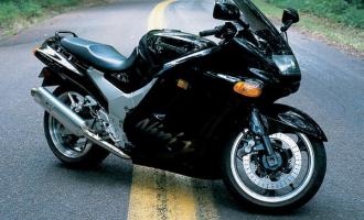 1990 Kawasaki Ninja ZX11