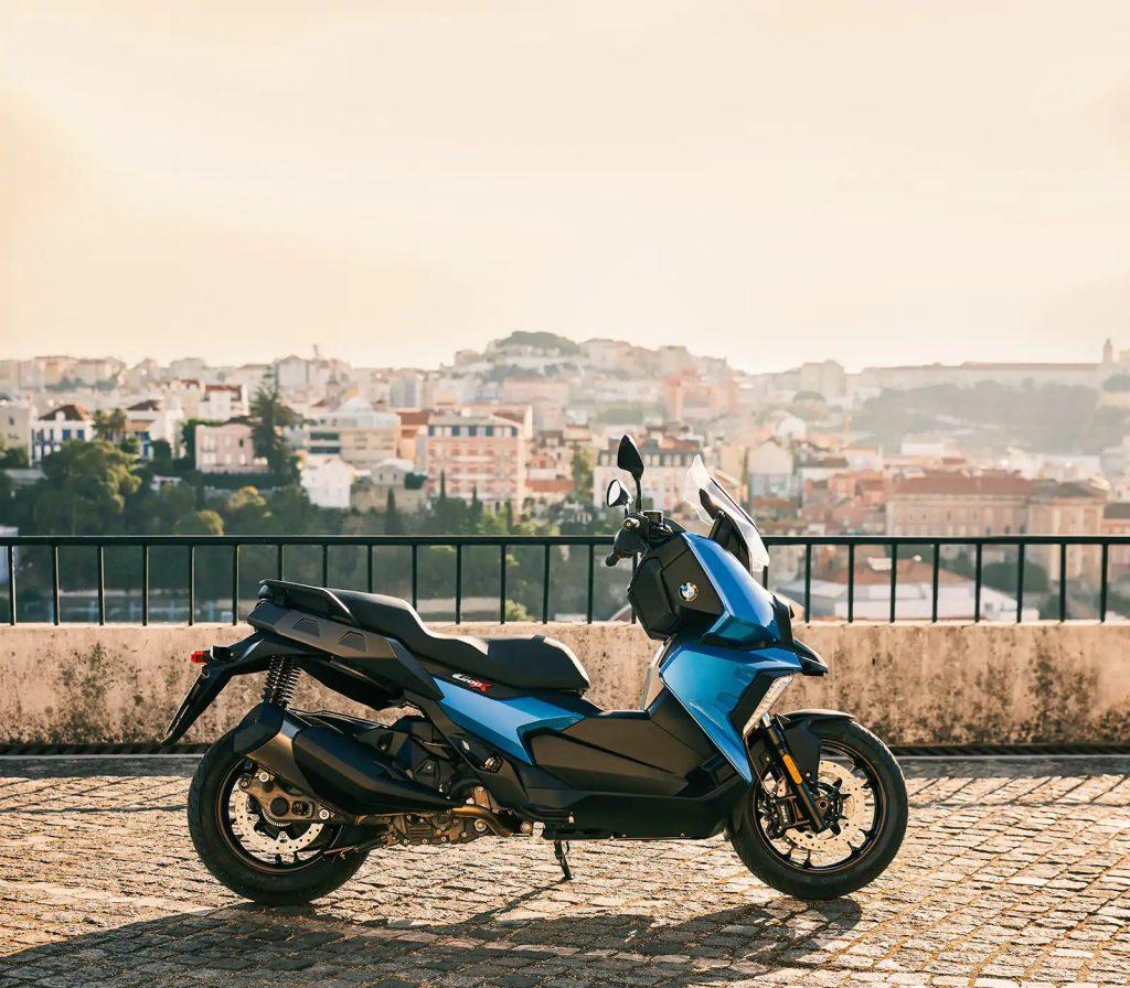 2021 BMW C 400 X