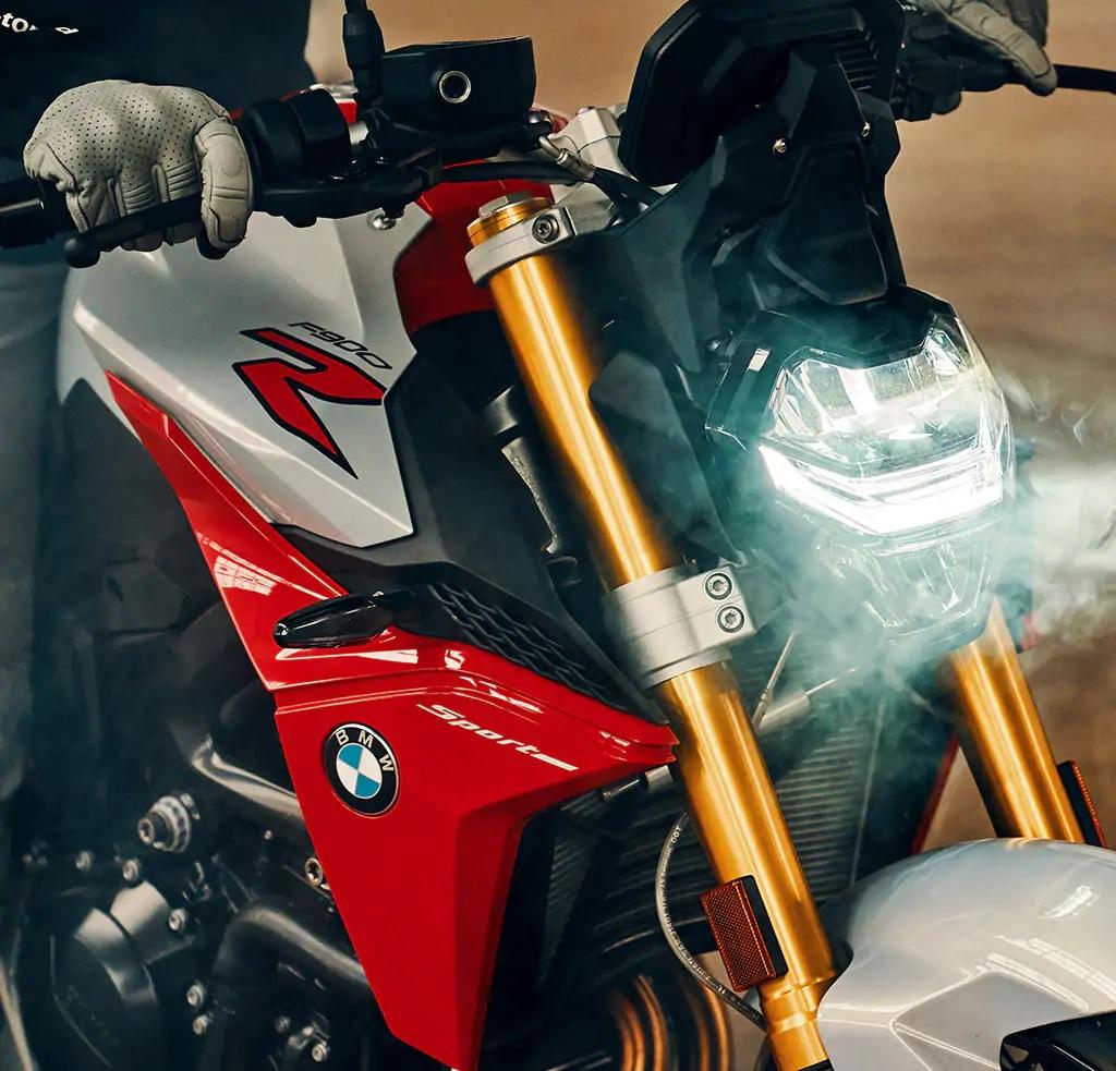 2021 BMW F 900 R