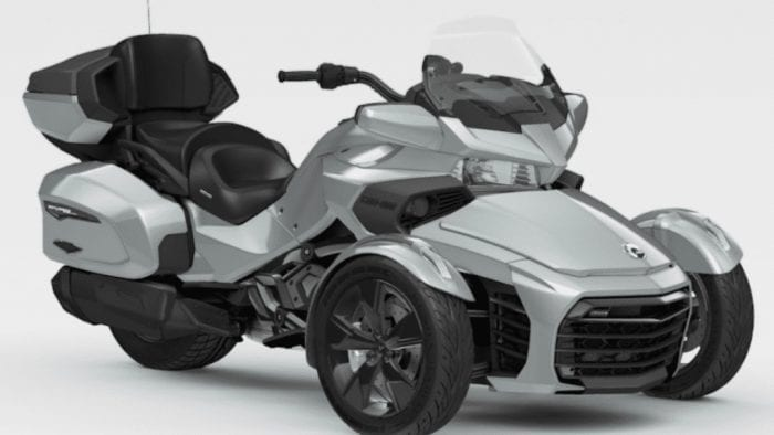 2021 Can-Am Spyder F3 Limited