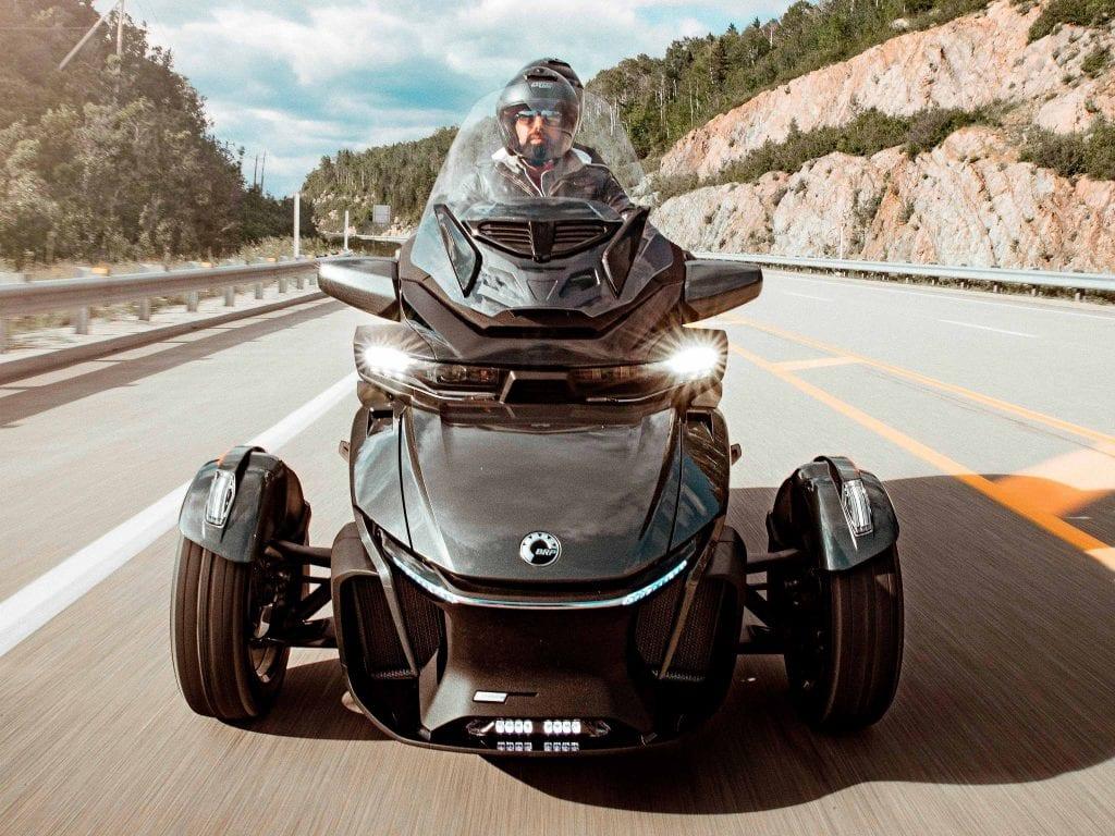 2021 Can-Am Spyder RT [Model