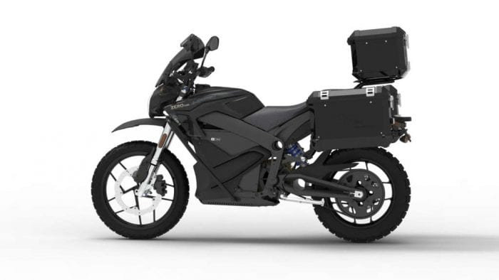 2021 Zero DSR Black Forest Edition