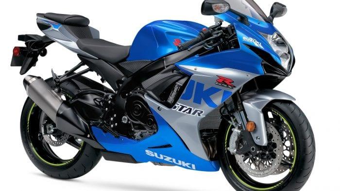2021 Suzuki GSX-R750