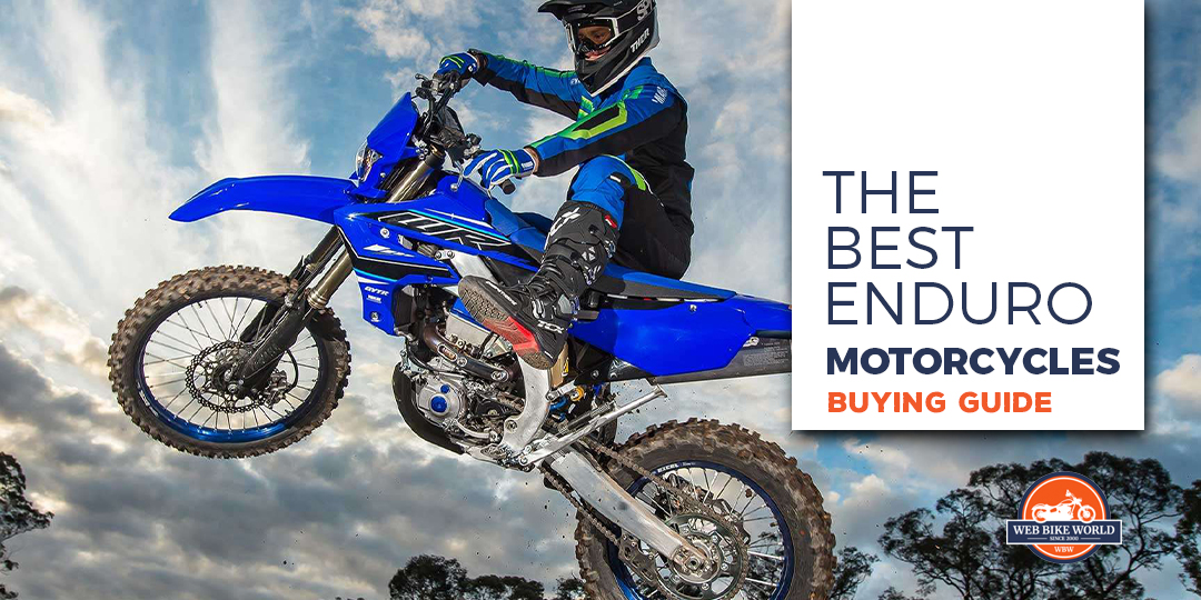 The Best Enduro Motorcycles