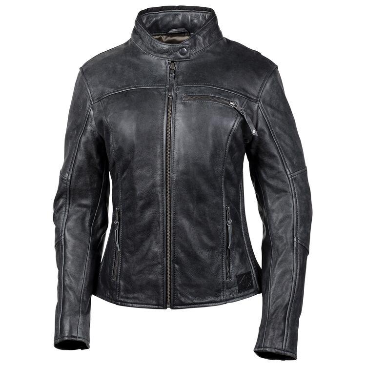 Leather Cortech Lolo motorcycle jacket