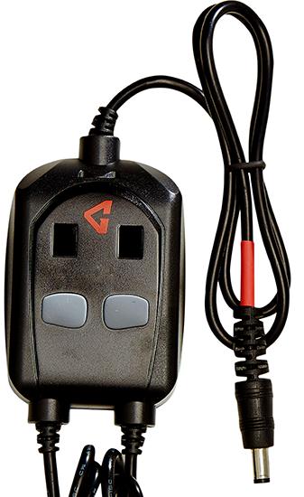 Dual circuit temp controller.