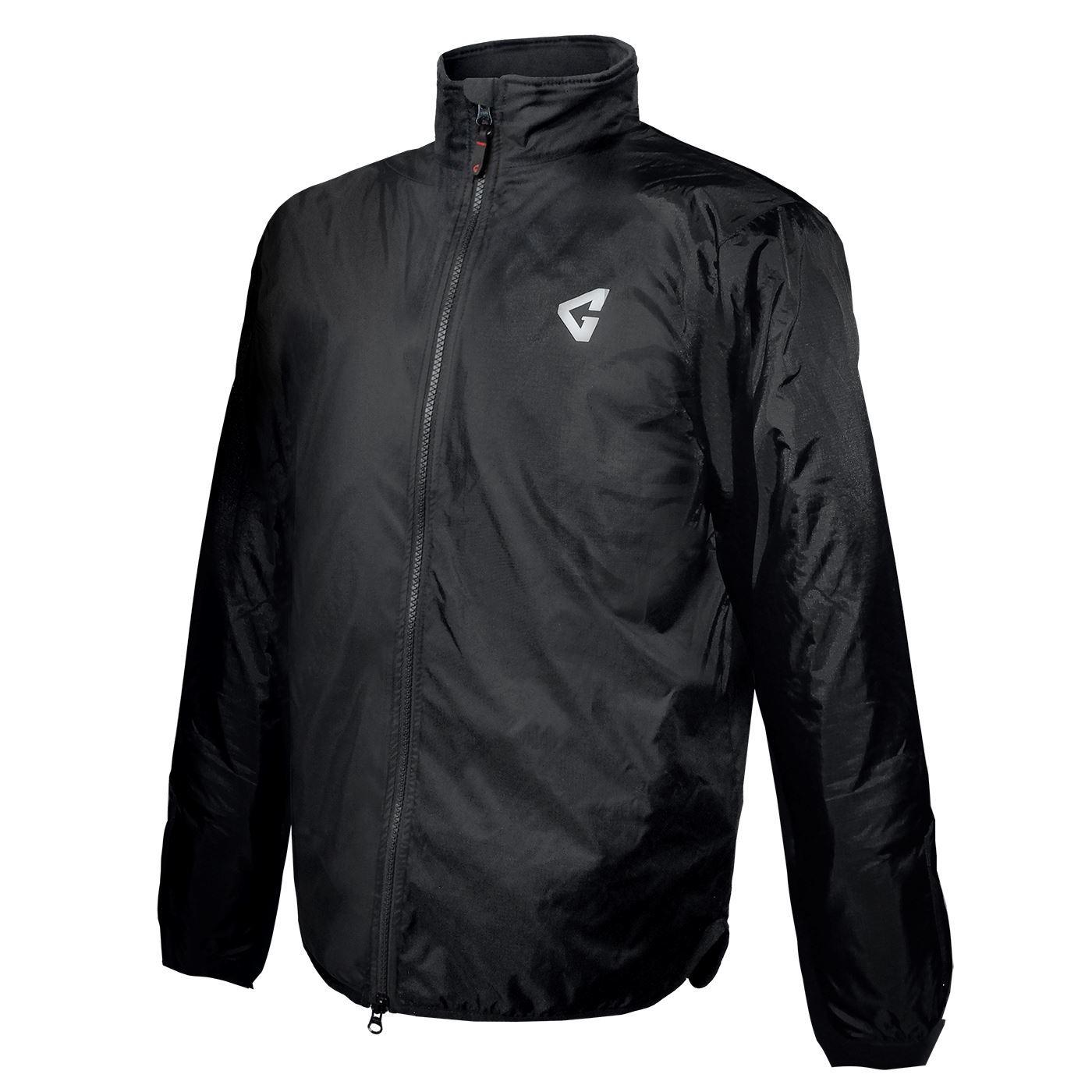 Heated jacket liner.