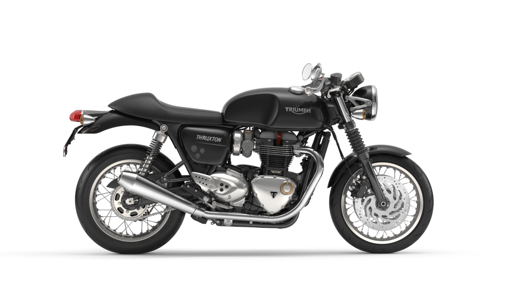 2021 Triumph Thruxton/Thruxton R