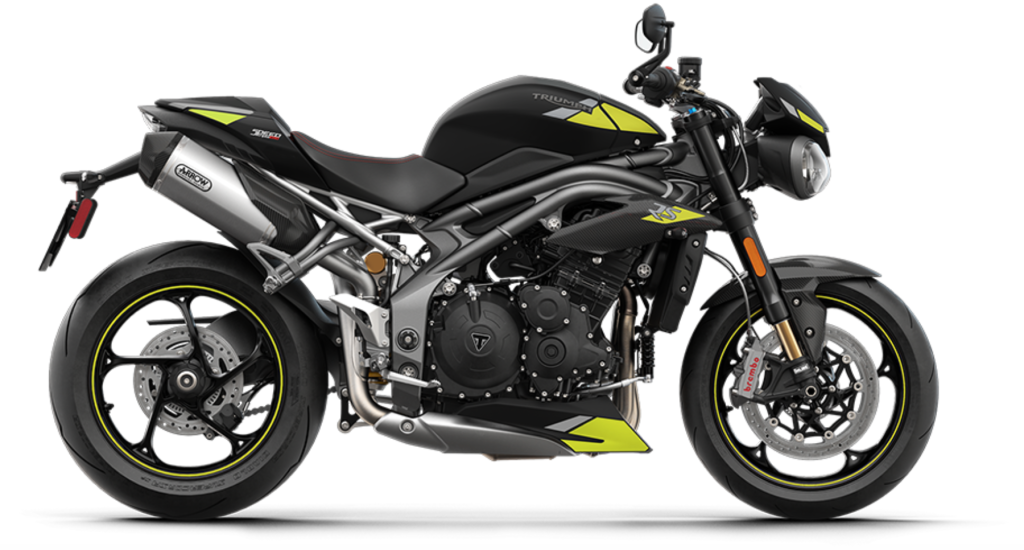 2021 Triumph Speed Triple RS