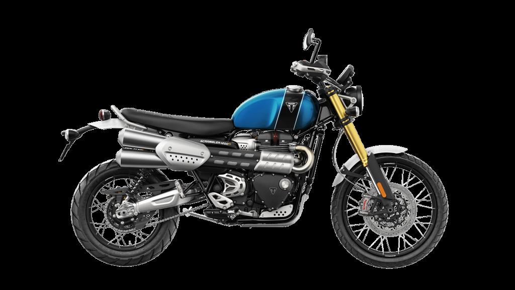 2021 Triumph Scrambler 1200 XE