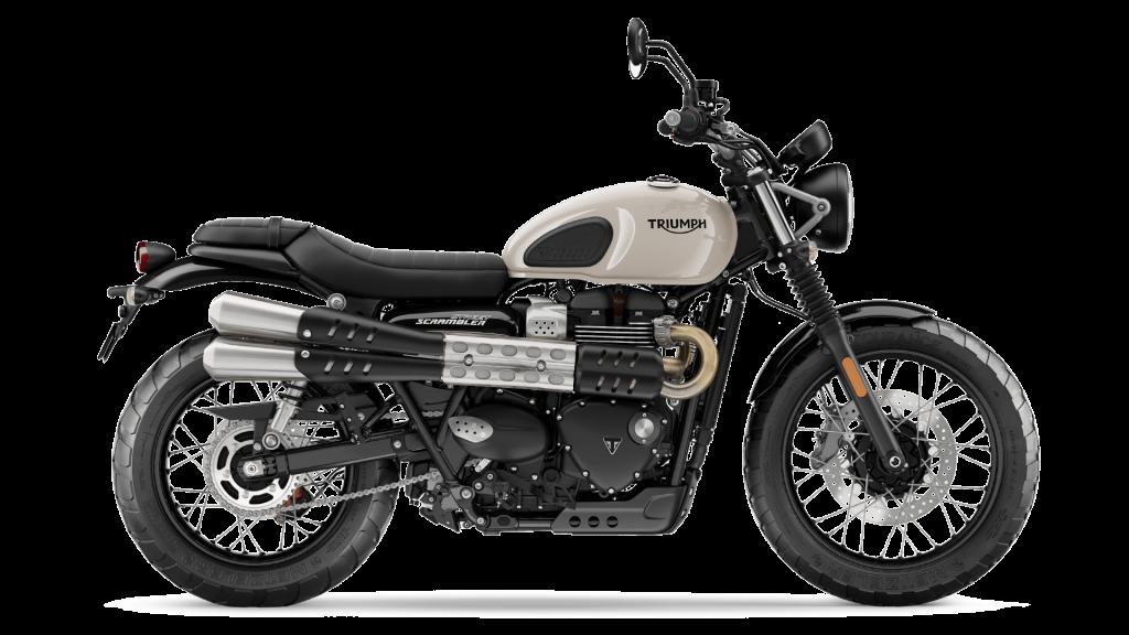 2021 Triumph Street Scrambler