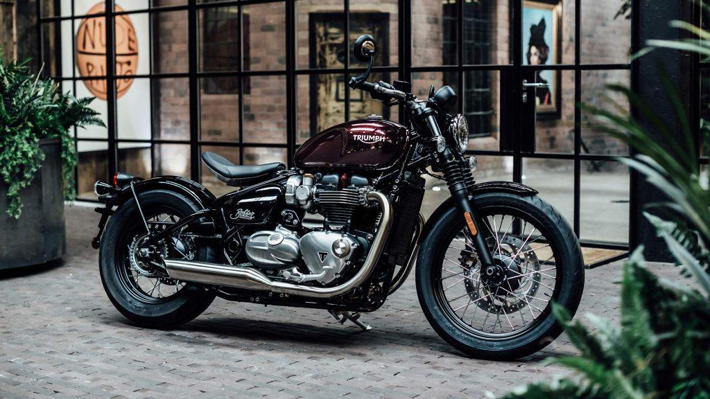 2021 Triumph Bonneville Bobber
