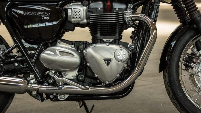 2021 Triumph Bonneville T100