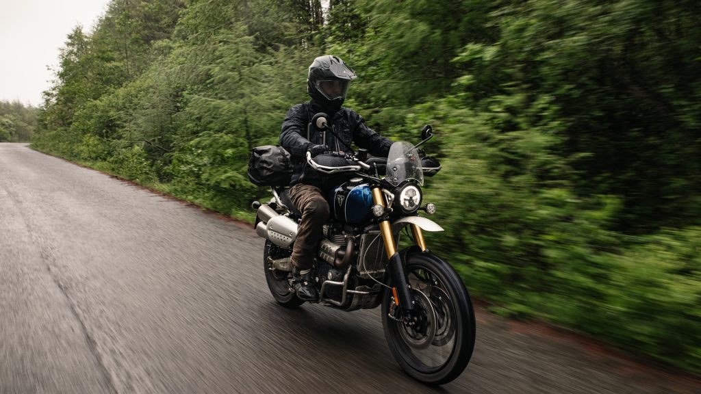 New 2021 Triumph Scrambler 1200 XC and XE - Motorcycle News