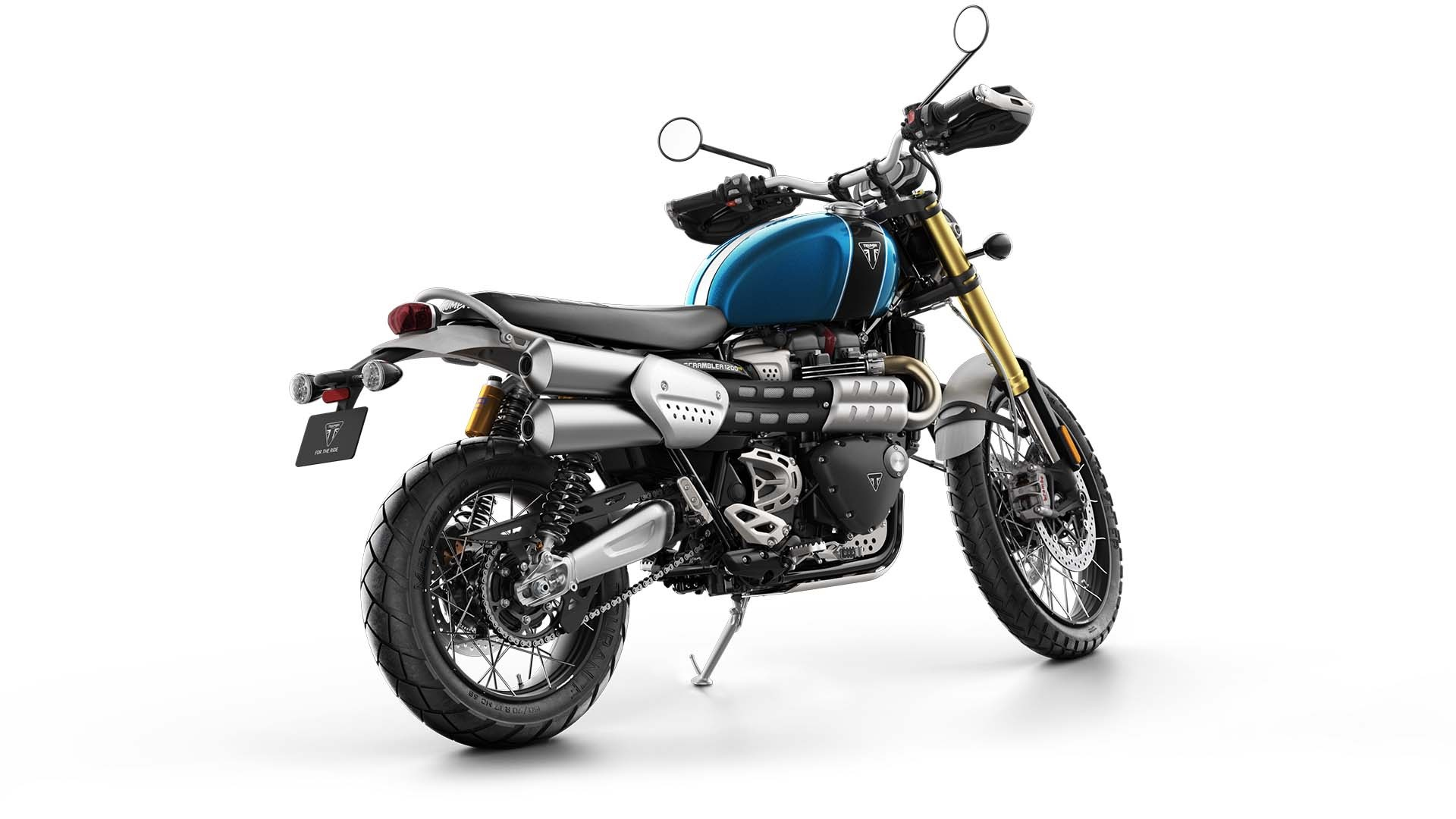 New 2021 Triumph Scrambler 1200 XC Motorcycles for Sale in