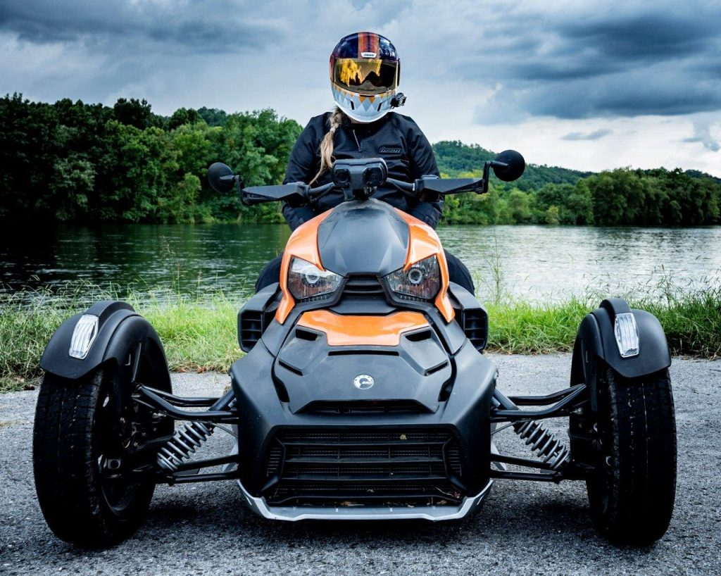 Can-Am Ryker 900 Rally Edition