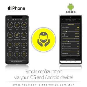 Healtech phone app