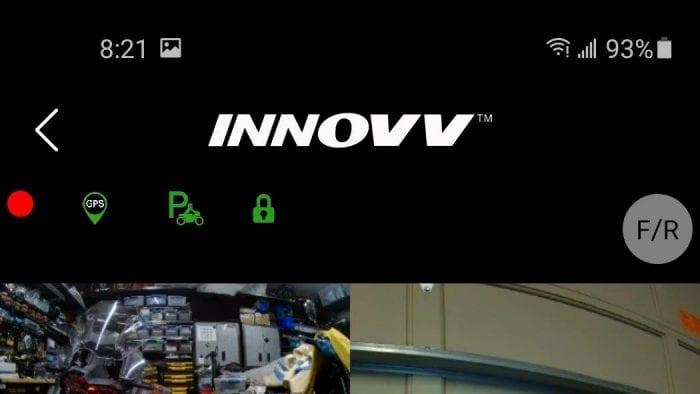 INNOVV app logo