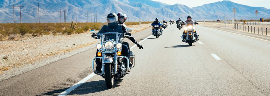 Motorcycle Riders Travel