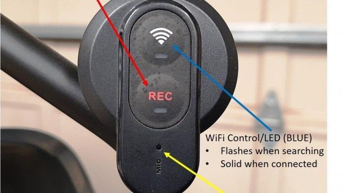VIOFO MT1 remote control