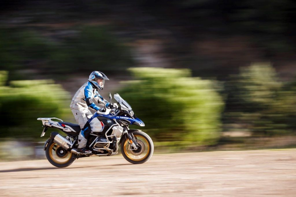 The BMW R1250 GS