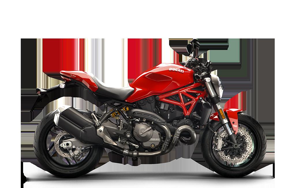 2020 Ducati Monster 821