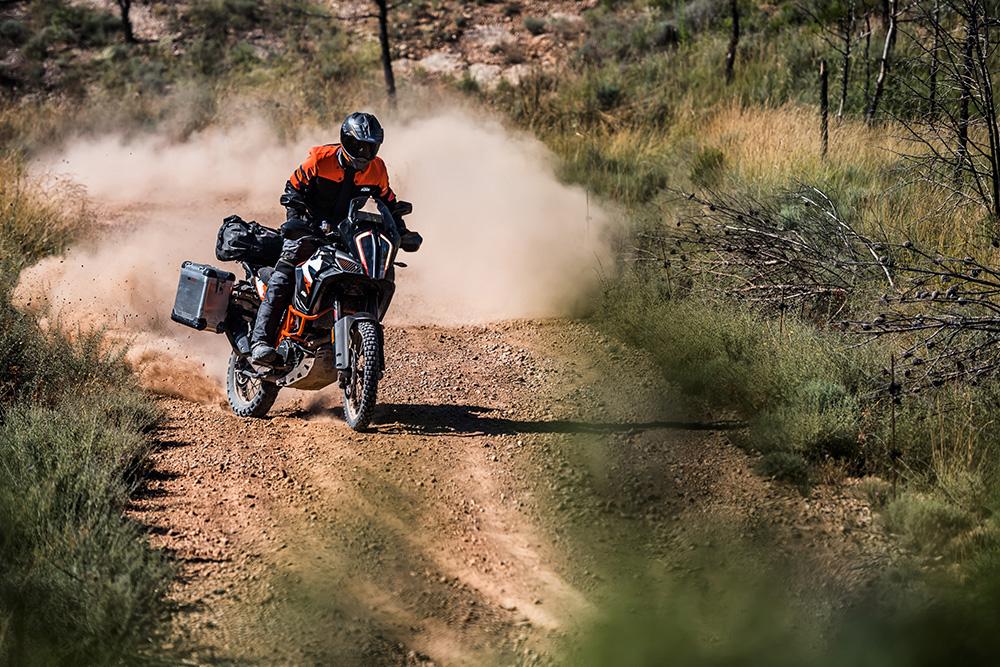 The KTM 1290 Super Adventure