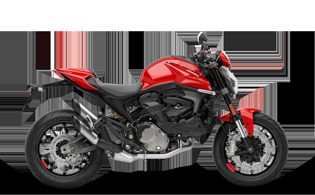 2021 Ducati Monster Plus