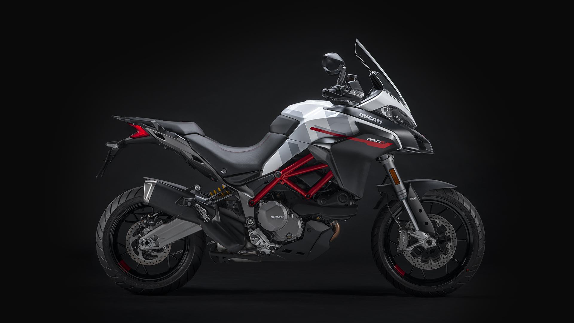 2021 Ducati Multistrada 950 S