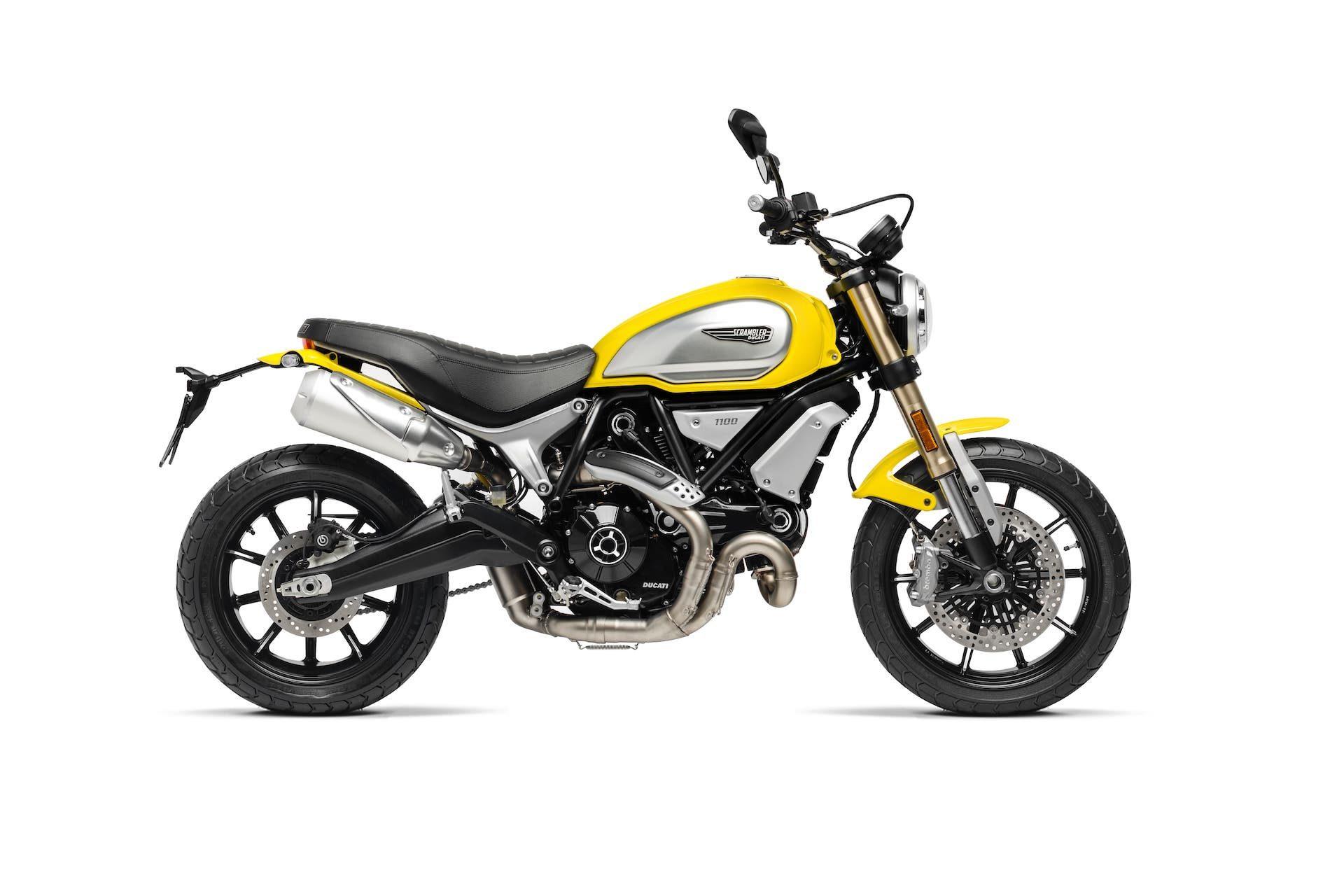 2021 Ducati Scrambler 1100