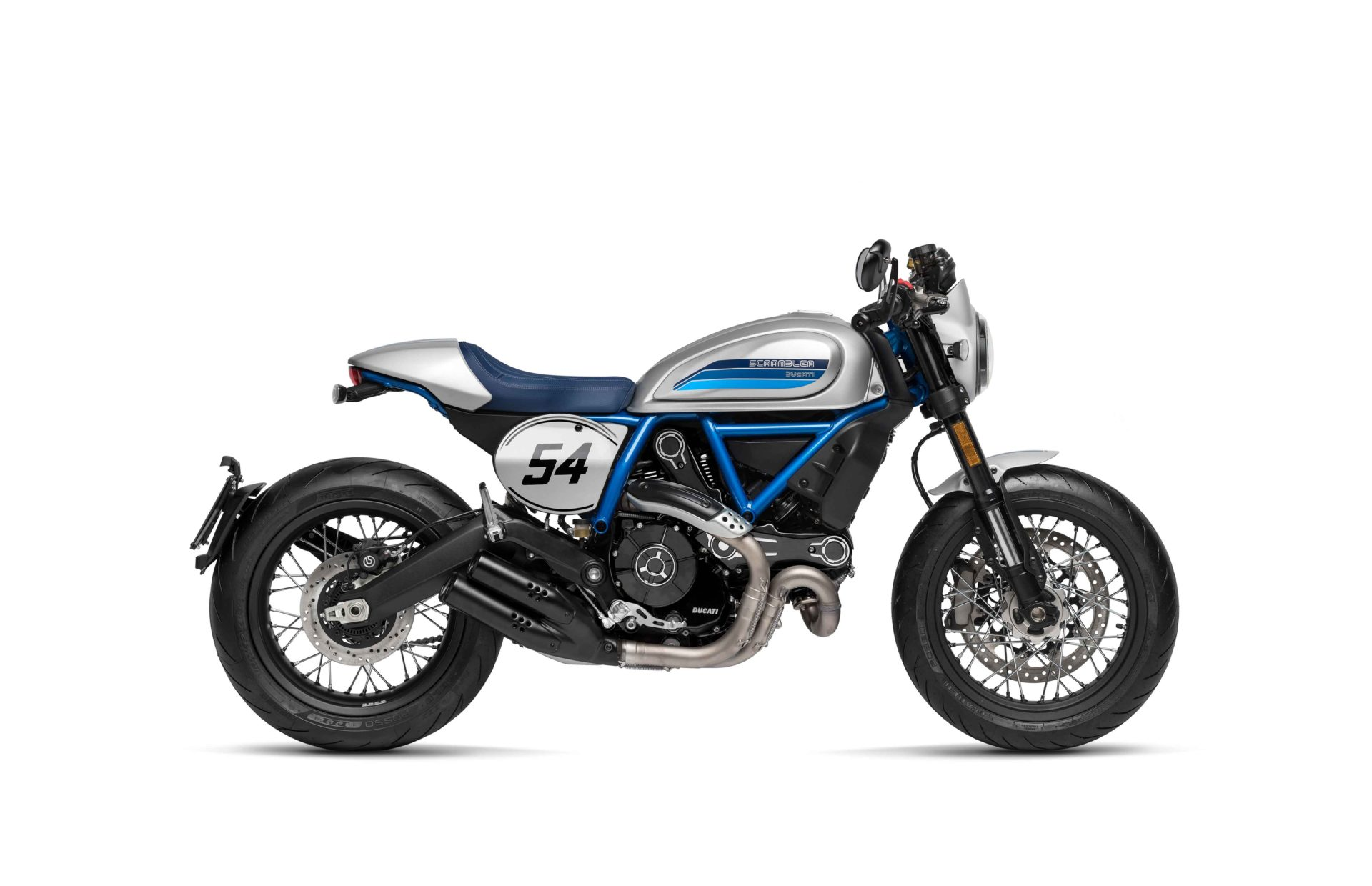 2021 Ducati Scrambler Cafe Racer