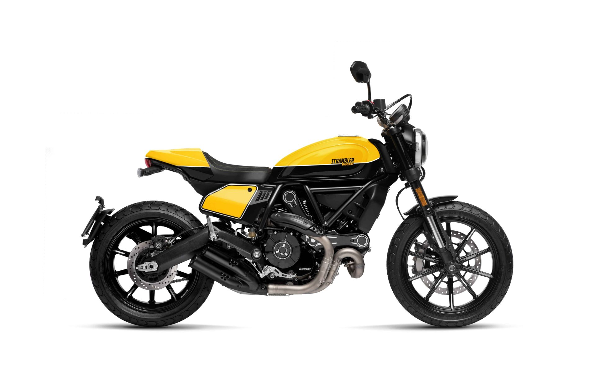 2021 Ducati Scrambler Full Throttle