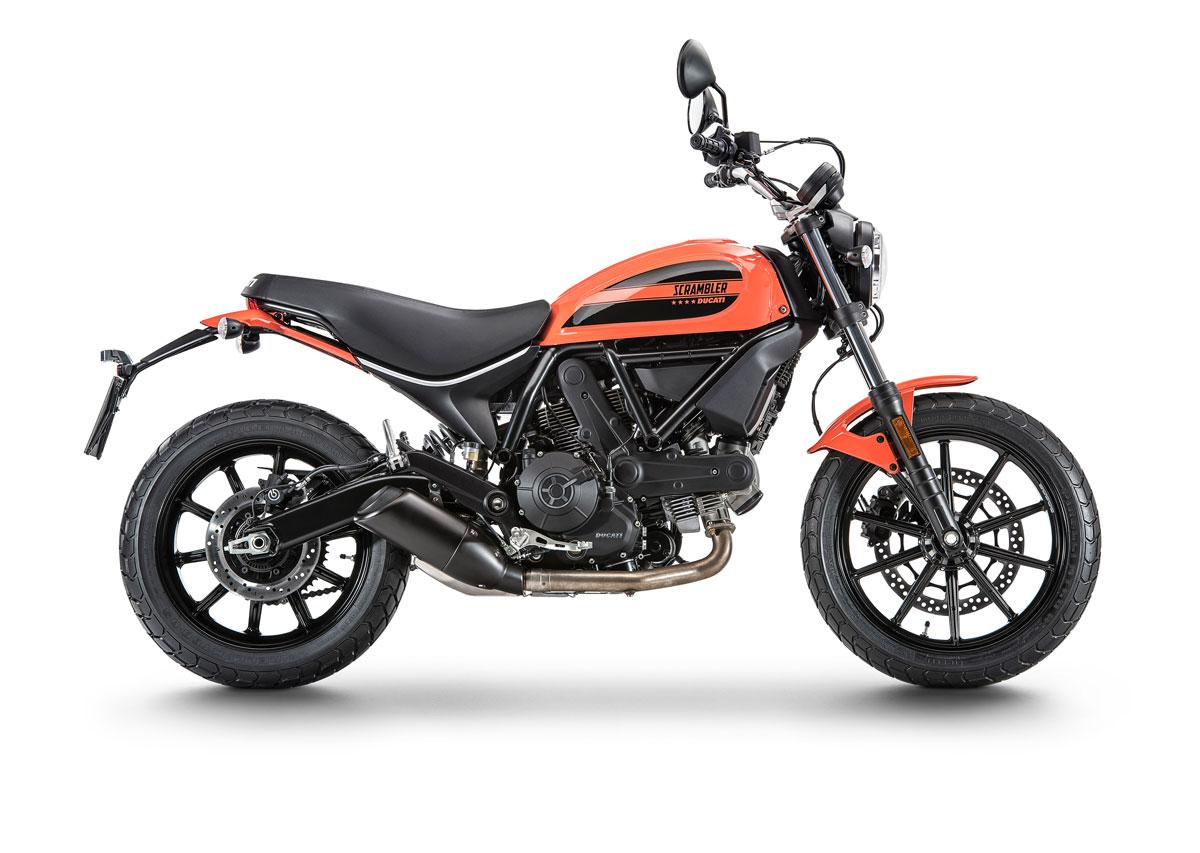 2021 Ducati Scrambler Sixty2