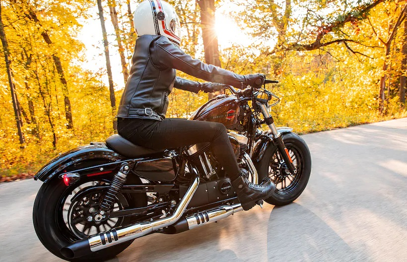 2021 Harley Davidson Forty Eight