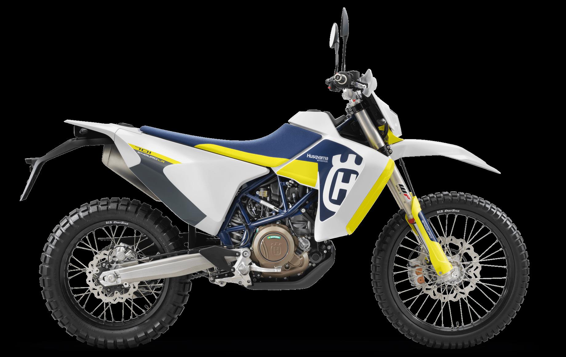 2021 Husqvarna 701 Enduro LR