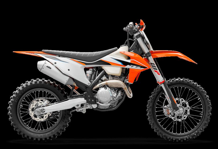 2021 KTM 250 XC-F
