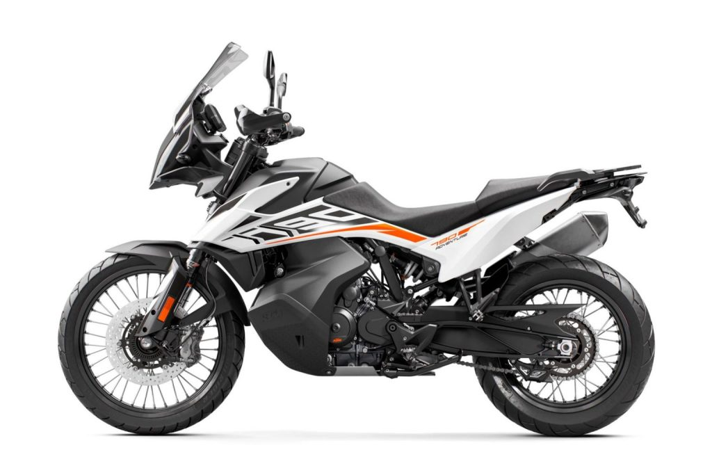 2021 KTM 790 Adventure