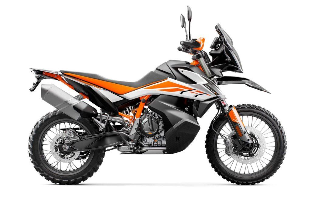 2021 KTM 790 Adventure R