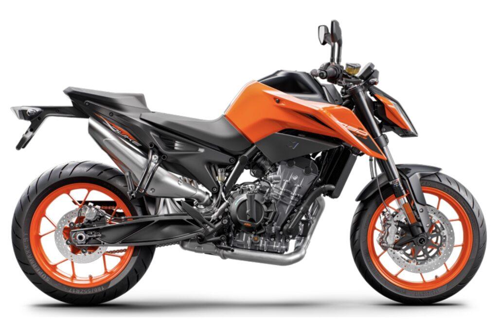 2021 KTM 790 Duke