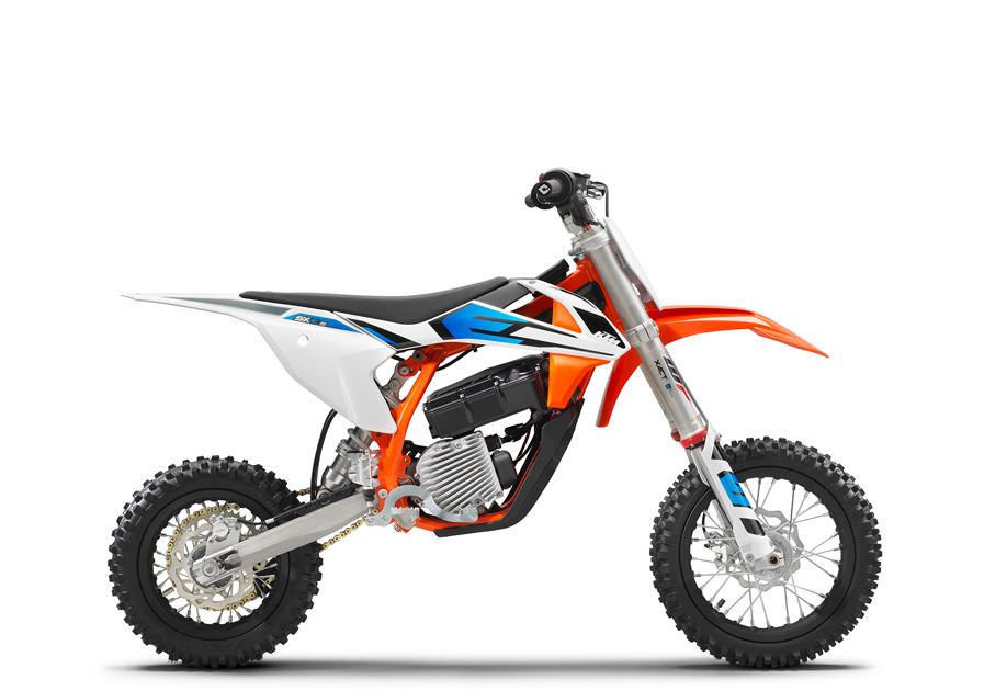 2021 KTM Freeride SX-E 5